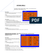 offense drills