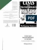 LIBRO-Casas Que Trasnformarán Al Mundo PDF