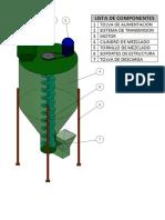 Diseño de mezclador