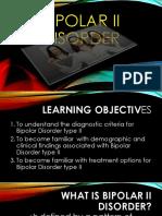 Bipolar 2 Disorder
