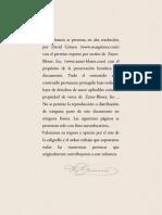 Zanerian Manual en  Español 2018 -  Traducida del Original Publicada en  1924.