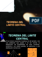 Teorema Del Limite Central Ppt