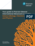 IAL Science Guide