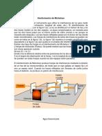 Interferómetro de Michelson.docx