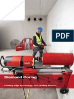 Hilti Malaysia Product Catalogue Chapter 8 - Diamond Coring