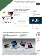 NEW Microsoft Surface Book 2 - 15inch Core i7 16GB RAM 512GB GPU