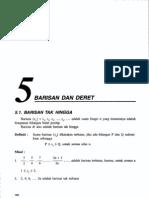 Bab5-Barisan Dan Deret