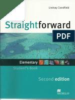 Straightforward 2e Elem SB
