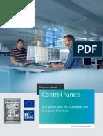 Control Panels IEC Norms EC Directives en-US