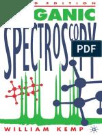 Kemp-Organic Spectroscopy