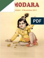 Damodara Booklet