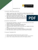LDE Assessments