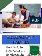 Educac y Familia 1