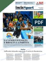La Provincia Di Cremona 15-10-2018 - Sport