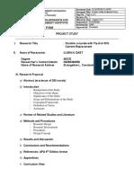 Etteap Research Proposal Form Complete