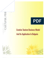 Creative Tourism Business Model And Its Application In Bulgaria