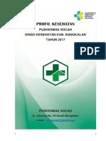 Cover Profil Kesehatan 2017