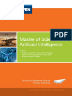 Info Master AI Kuleuven