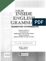New i̇nsi̇de English Grammer 2015