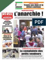 Journal Le Soir Dalgerie Du 14.10.2018