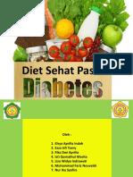 Diet Pasien Diabetes Melitus