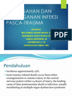 PENANGANAN INFEKSI PASCA TRAUMA KEL 7.pptx