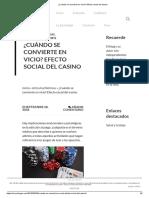 ¿Cuándo se convierte en vicio_ Efecto social del casino.pdf