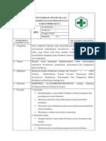 Spo Inventarisasi, Pengelolaan Penyimpana Bhn Berbahaya
