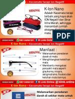 K Ion Nano K Link Di Solok WA 08114494181