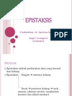 ANAMNESIS EPISTAKSIS