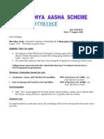 B[1].a Scheme for College