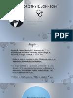Dorothy E modelo conductual PPT.pptx