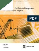 tenee4ring e tools world bank