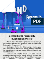 3. Brand Personality