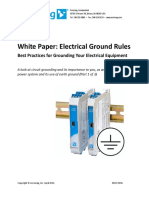 PHMR01 FT 02 - White Paper Electrical Ground Rules Pt1 993