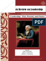 Book Reviews Leadership
