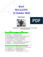 Bulletin 181015 (HTML Edition)