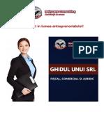 Ghidul Unui SRL - Fiscal, Comercial Si Juridic