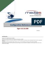 ConfigurationReference Dgw v2.0.23.358 MX