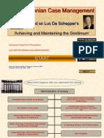 Hahnemannian Case Management.pps