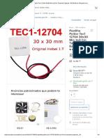 Pastilha Peltier Tec1 12704 30x30 Mm 3x...pdf