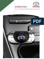 Toyota Bluetooth