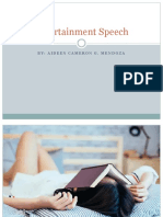 Entertainment Speech.pptx