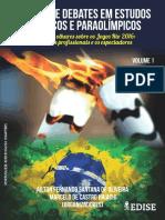 Ciclo de Debates Em Estudos Olímpicos e Paralímpicos