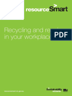 Archive RS Recycling and Reusing in Your Workplace Jun 2008