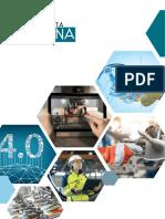Brošura Tovarna Leta 2018