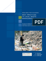 Waste Management Practices Indonesia