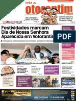 Gazeta de Votorantim, edição n°289