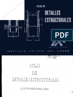 ▪⁞ Instituto Chileno del Acero - ATLAS DE DETALLES ESTRUCTURALES