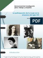 Mujer y empresa en el siglo XXI